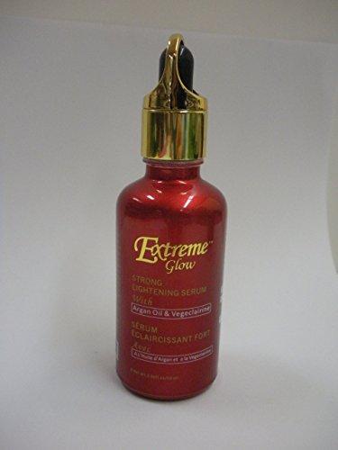 Extreme glow strong lightening serum with with argan oil & vegeclairine 50ml