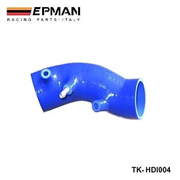 epman-silicone acoplador de manguera intercooler Turbo ingesta kit para Honda Civic FD2 K20 a 07 + (1pc) tk-hdi004: Amazon.es: Coche y moto