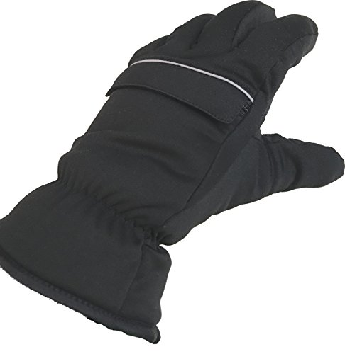 Piping Winter Gloves (GII Big Man 2X-5X Soft Shell Fleece Lined Insulated Gloves (4X))