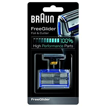 Braun FreeGlider replacement foil and cutter: LIL GREENWOOD ...