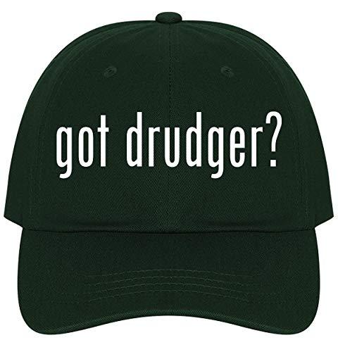 (The Town Butler got Drudger? - A Nice Comfortable Adjustable Dad Hat Cap, Forest)