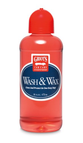 (Griot's Garage 11024 Wash and Wax 16oz)