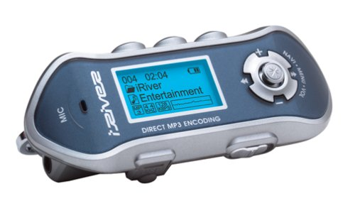 - iriver iFP-380T 128 MB MP3 Player