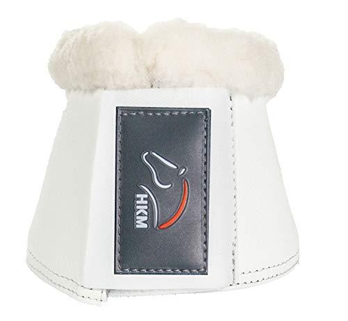 HKM-Hoof-Boots-Comfort-Imitation-Leather-with-Padding