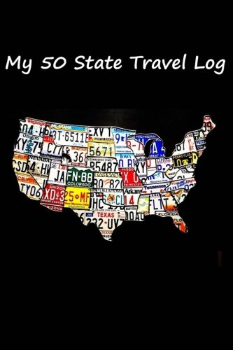 My 50 State Travel Log (Log Travel)