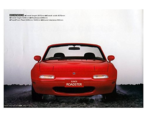 1989-mazda-eunos-miata-roadster-automobile-photo-poster