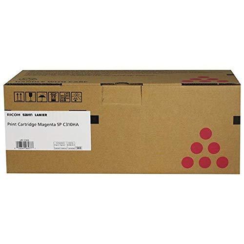 Ricoh 406477 High Yield Magenta AIO Toner Cartridge Type SP C310HA