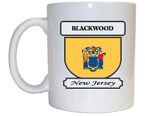 Blackwood, New Jersey (NJ) City Mug