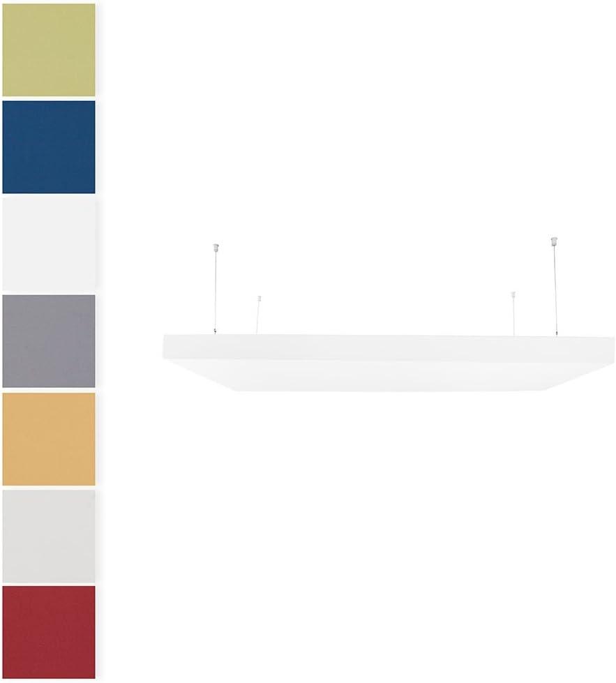 Absorbeur de sonClassic Pro avec suspension de c/âble dacier Plafond