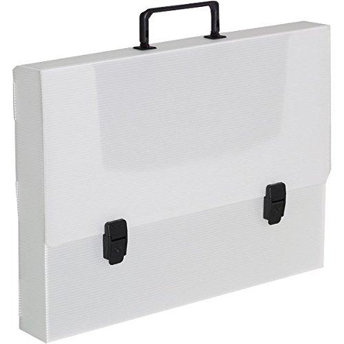 Dispaco Eco3T Valigette in Polionda, 53 x 73 x 4 cm, colori assortiti Valigetteinpolionda