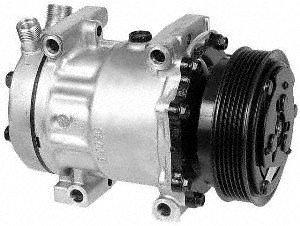 Topaz Compressor A/c Mercury (Four Seasons 57581 Remanufactured Compressor with Clutch)
