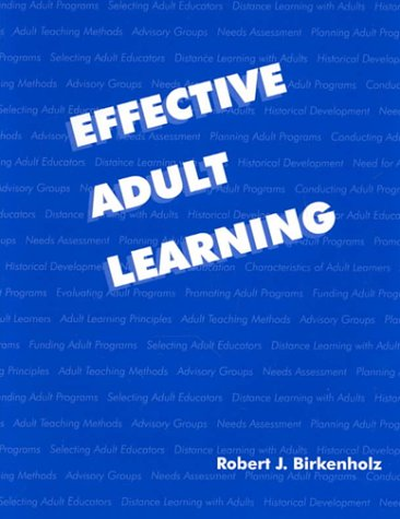 Effective Adult Learning