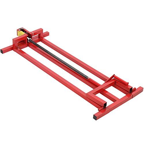Timbertech - Elevador para Tractor de jardín - tamaño M 115/49/19 ...