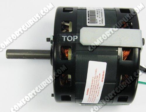 Coleman 1/6HP 115V 42 frame 1000 RPM 7966-311P Furnace Bl...