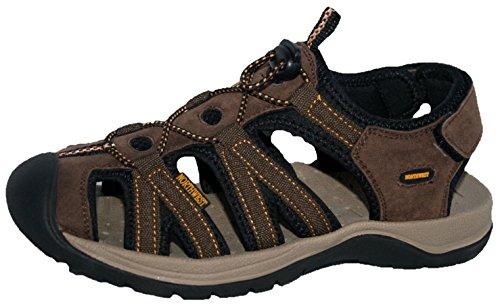 Northwest Territory - Zapatillas de senderismo para mujer Marrón