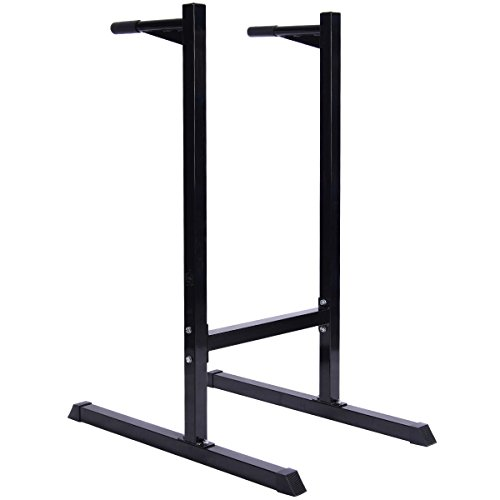 Dip Stand Self Standing Dipping Station Machine Bicep Tricep Shoulder