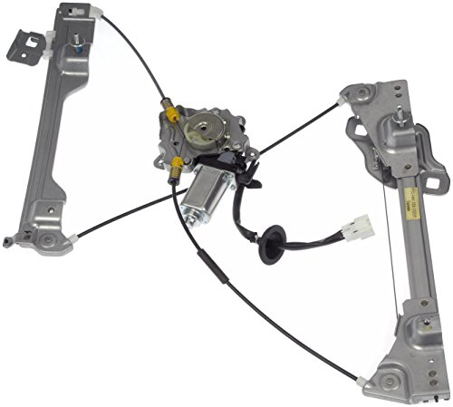 Dorman 751-060 Nissan 350Z Front Driver Side Power Window Regulator with (Nissan Power Regulator)