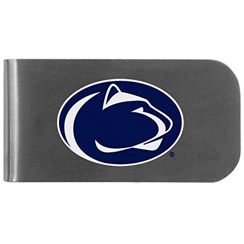 NCAA Penn State Nittany Lions Logo Bottle Opener Money Clip - Penn State Money Clip