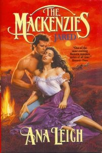 The Mackenzies Jared by NY: Avon Books, 2002