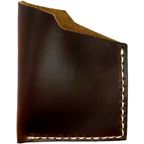 DaLuca Chromexcel Leather Brown DaLuca Angle Men's Men's Brown Leather DaLuca Wallet Chromexcel Angle Wallet xp6XCpa
