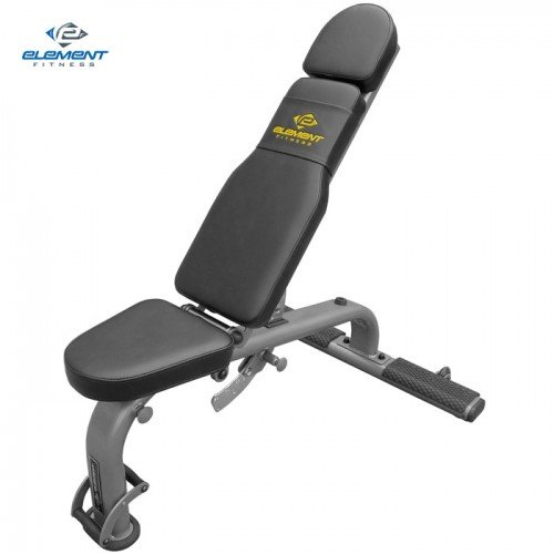 Commercial Flat Incline Decline Bench by Unified Fitness Group