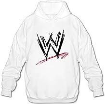 The Ultimate Warrior Men's Cool Hooded Sweatshirt