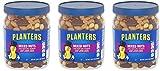 Planters Mixed Nuts, Regular Mixed Nuts, 3 Tubs