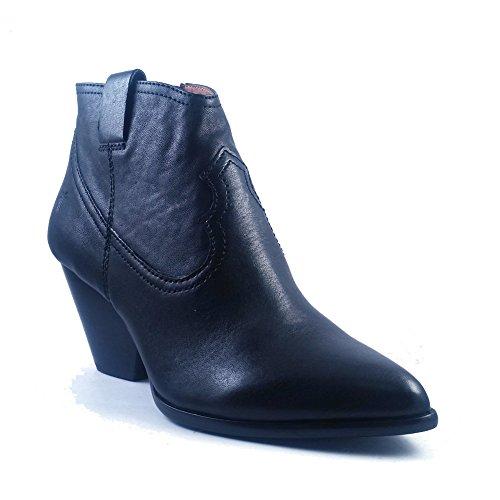 FRYE Reina Bootie Womens Black 1 zwW7Cz8qR
