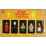 Lego Minifigure Vintage Collection 5 Figure Set