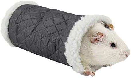 ハムスタートンネル小さいペット巣チャンネルおもちゃ寝袋動物チューブ保温する秋と冬
