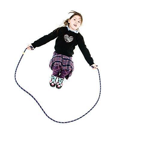 8-Foot Blue Jump Rope