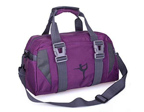 Women Exercise Bag Bag Sorport Women Purple Training Shoulder Fitness Sacos Gym Gym Fitness Bag 4xxwq0dU