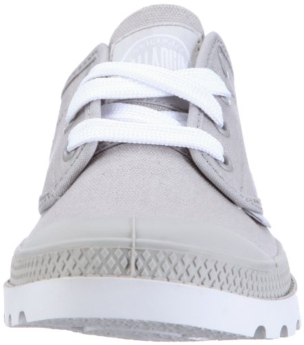 051 Unisex Vapor White Grau Halbschuhe M 72885 OX Palladium Erwachsene BLANC 7zxqvtXwX