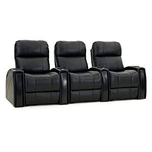 Octane Nitro XL750 3 Seater Power Recline Home Theater Seating