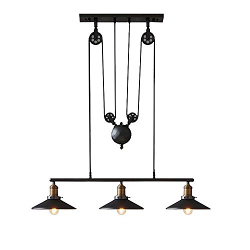 Rise And Fall Ceiling Pendant Light