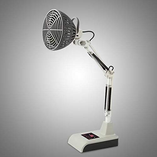 Leawell 606A TDP lamp (Desktop) Far Infrared Lamp Mineral Heat Spectrum Therapy Device