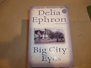 book cover of Big City Eyes