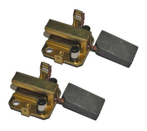 Porter Cable 890/891/892/893/894/895 Router 2 PK Brush & Holder# A13684-2pk by PORTER-CABLE