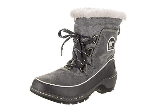 SOREL Tivoli III Boot - Women's Quarry/Cloud Grey, 5.5