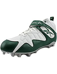 37c1bcad737a3d Pro All Out ONE MID MP Mens Football Cleats White Green · Reebok