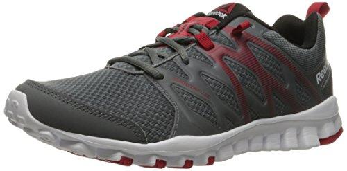 Reebok Men's Realflex Train 4.0 Training Shoe - Alloy/Exc...