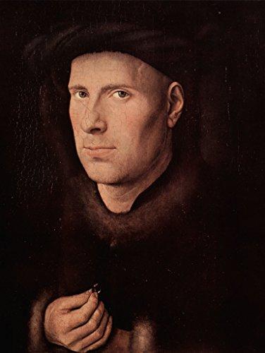 - Lais Jigsaw Jan Van Eyck - Portrait of Jan de Leeuw 2000 Pieces