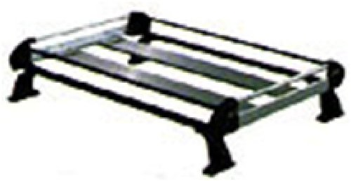 TUFREQ(タフレック) ルーフキャリア Hseries 4本脚 長さ840×幅1355×全高242 (mm) アルファード HE42J01 B009WGSBZ4