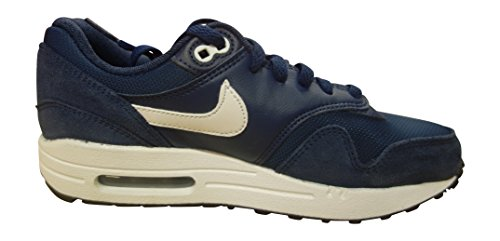 Navy Air Unisex Bambino Black Nike Midnight Max 410 White Sportive 1 Scarpe GS zgcqWacd