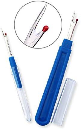 5pcs Seam Ripper Scissor Nipper Tool Thread Remover Kit Handy Stitch Ripper Sewing Tools