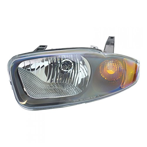 Headlight Headlamp Driver Side Left LH for 03-05 Chevy Cavalier