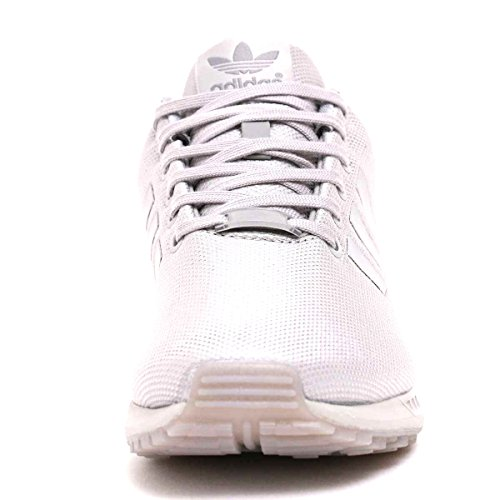 Zapatos para correr sintético Adidas Zx Flux Grey