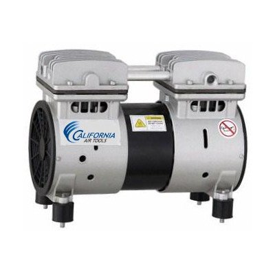 California Air Tools MP200 2.0 HP Ultra Quiet and Oil-Free Air Compressor Pump/Motor