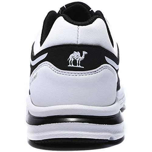 Sport CAMEL for Sneakers Shoes CROWN Black Walking Running Women 1vnX1