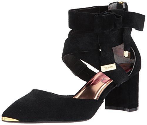 Ted Women's Baker Sandal Nokon Heeled Black BBqnxfr5w
